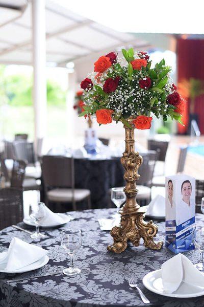Salão a beira de piscina para festa de formatura no Olinda Hotel e Eventos em Toledo - PR
