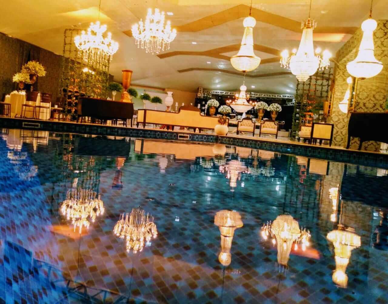Salão Verano Olinda Hotel e Eventos