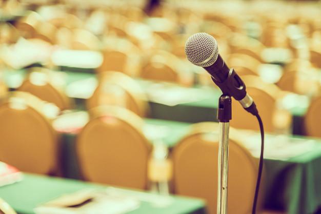 Eventos empresariais na Sala Paraná em Toledo - PR