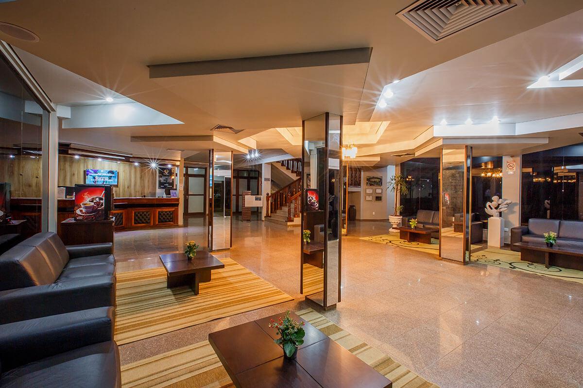 Olinda Hotel e Eventos em Toledo - PR